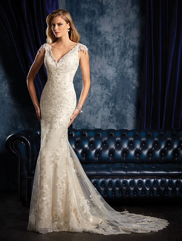 Alfred Angelo 956 Size 14 Dream Makers Country Brides Of Faversham